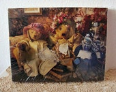 1987 UNOPENED Ophella's World Springbok Puzzle Bears At Tea