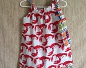 Girls Patchwork Dress or Top