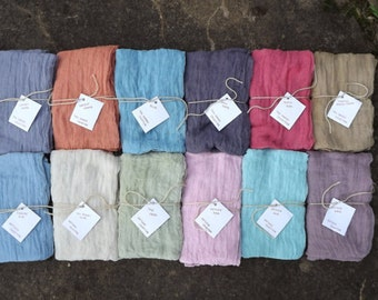 Cheesecloth baby wrap high grade, photography prop