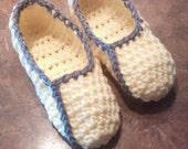 Crochet Slipper- Plain