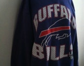 NFL Buffalo Bills Large Turtleneck Sweatshirt