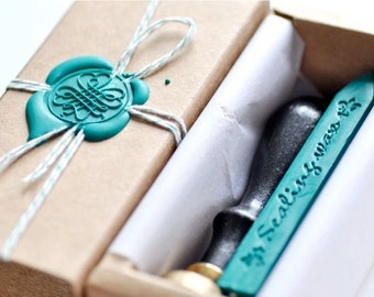 Customized Gift Box - Perfect for Wax Seal Stamp