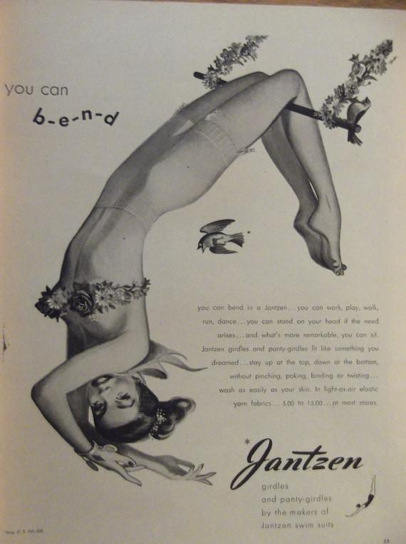 Vintage Panty Ads 110