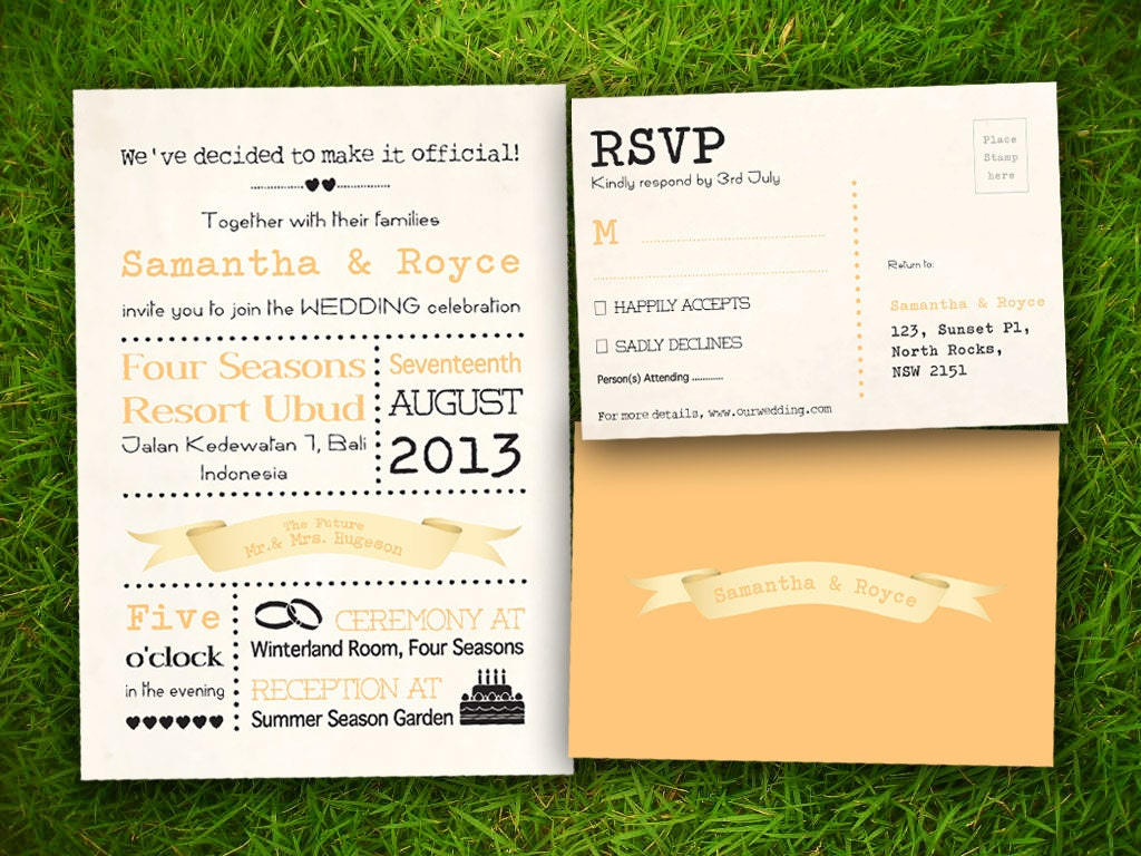 Www Wedding Invitations Wording was adorable invitations template