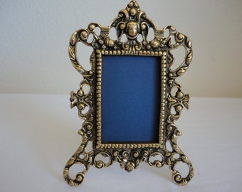 FREE SHIPPING on orders of 39.00 or more!!! - Use Coupon Code FREESHIP at checkout - Spanish / European Style Petite Picture Frame