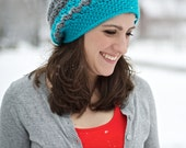 PDF CROCHET PATTERN - The Sarah Slouch - 3 Sizes