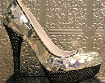 mirror heels