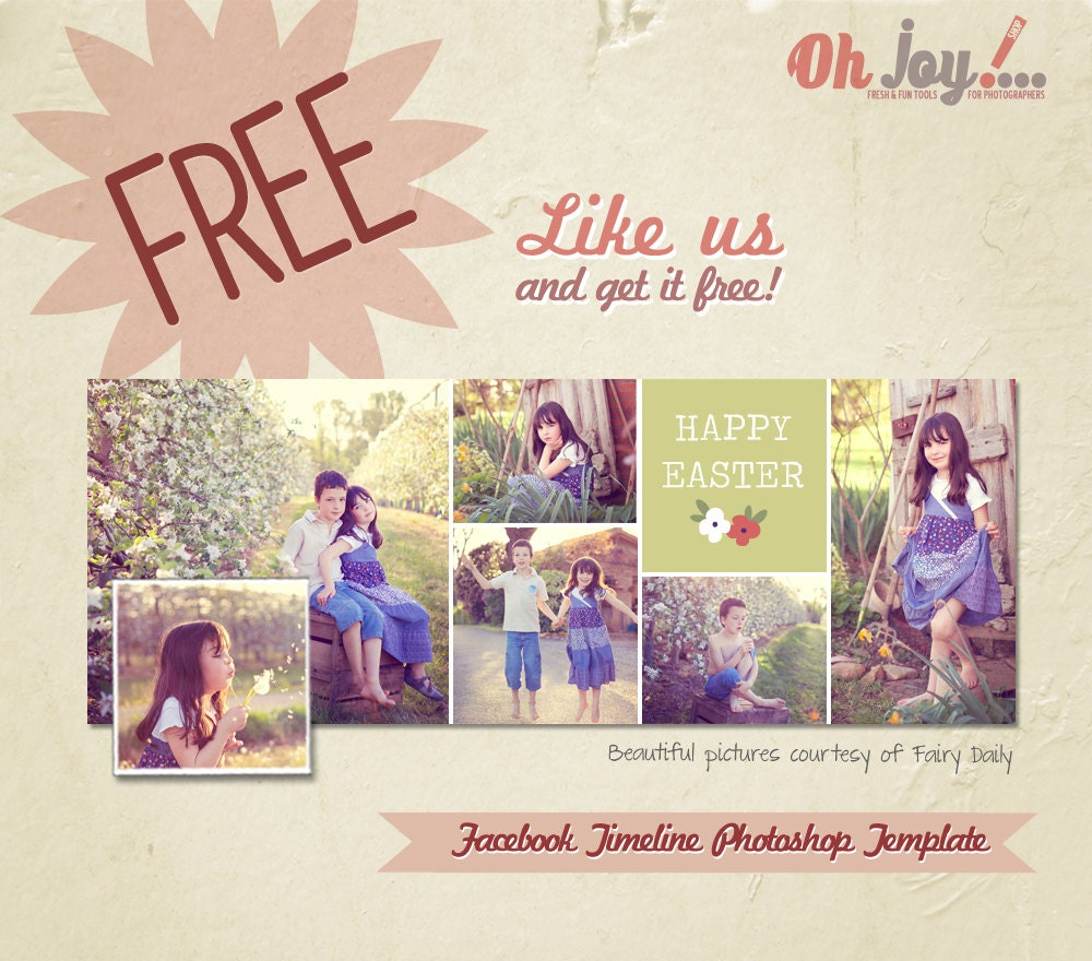 free photoshop templates - free facebook timeline cover photoshop template