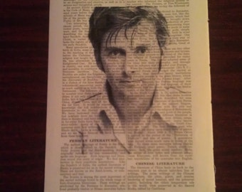 Doctor Who Art- David Tennant