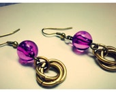Connie Chain Link Earrings