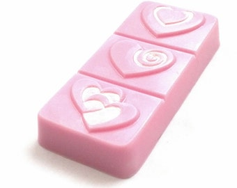 Heart Tower Soap by Lavish Handcrafted