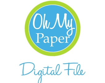 Digital File - Print Yourself