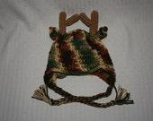 Camo Deer Hat