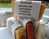 2 Knotty Norah Dreadlock Shampoo Bars. Choose 2 from a selection