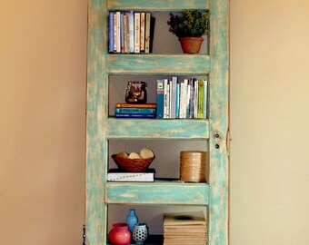 Catalina Island Door Bookcase