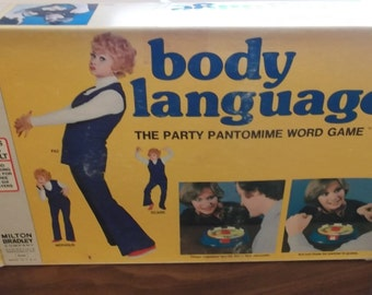 1975 Body Language Game