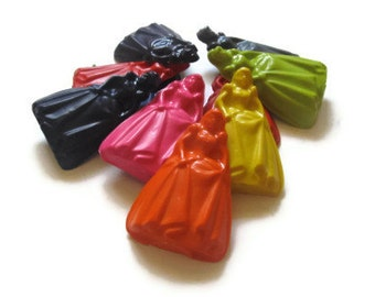 Princess Crayons set of 20 - party favors