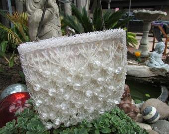 Vintage Beaded Purse Richere Bag by Walborg Hong Kong