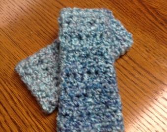 Blue Wristlets