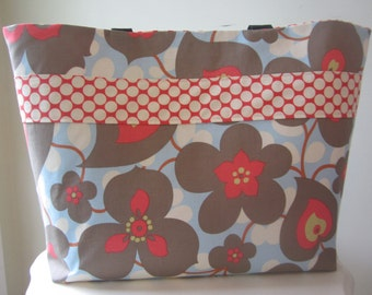 Extra Large Diaper Bag/Purse