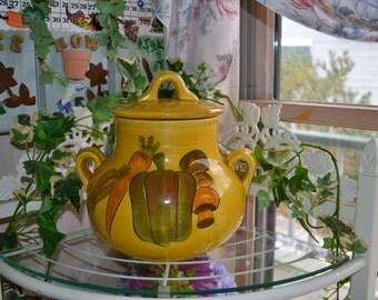 Mid-Century Cookie Jar
