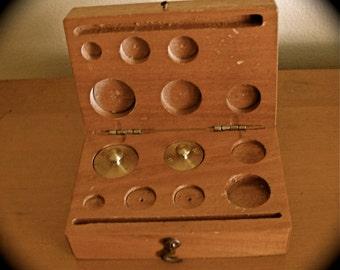 1940's Miniature Alchemist Set, Collectible