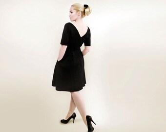 A.U.D.R.E.Y black Tiffany Dress