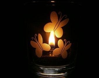 Fluttershy Cutie Mark - Candle Holder