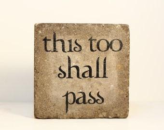 This Shall Pass Bible Verse Wwwpicsbudcom