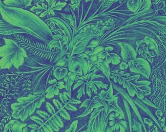 Leaves Greetings Card