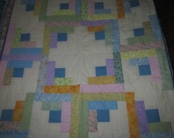 REDUCED Baby quilt