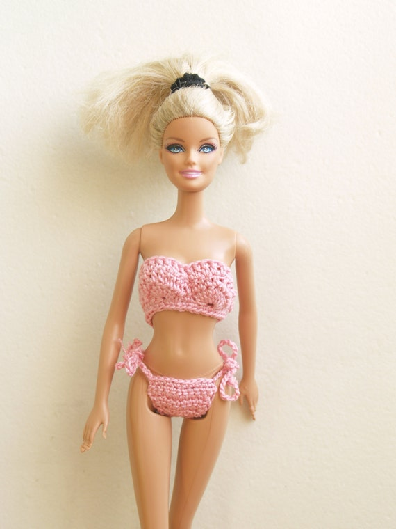 Babie doll white bikini