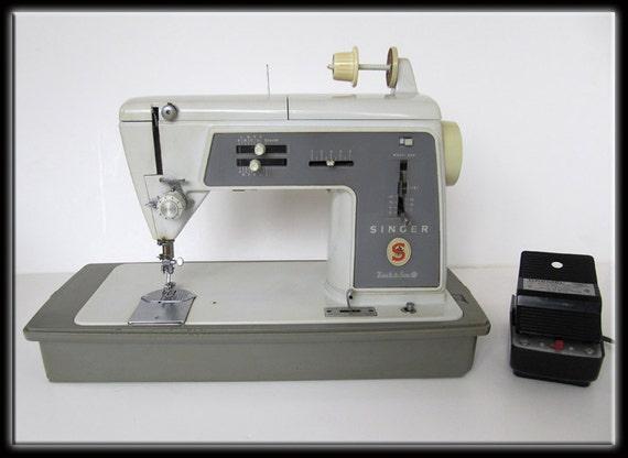 60s singer sewing machine