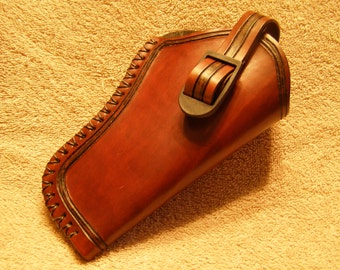 Leather  Holster for Large Frame Revolvers