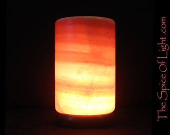 Column or Pillar of Atlas, Himalayan salt lamp Sculpture