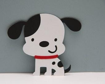 Dalmatian Die Cut-Set of 8