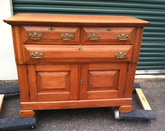 Antique Credenza-On SALE-late 1700s