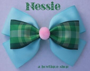 nessie hair bow