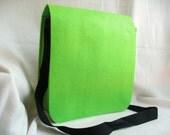 Collage Bag, blank, felt, Apple Green (1104)