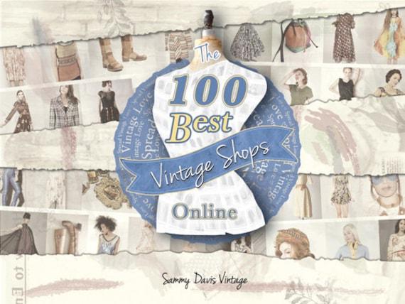 100 Best Vintage Shops Online