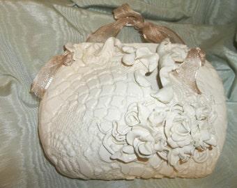Handmade Ceramic Wall pocket