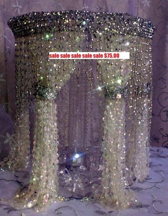 Sale Sale Wedding Crystal Cake Stand By Fashionproposals