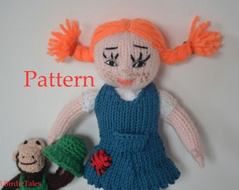 Knitting Pattern Toy Story Characters : Knitted Mary Poppins Pamela Travers story character by BirdieTales