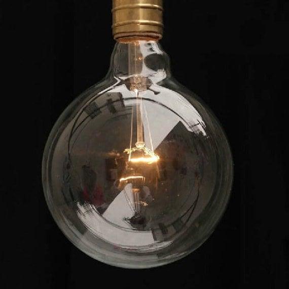 Large Edison Style Light Bulb 40w 220v 110v Radiolight