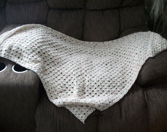 CUSTOM Large Triangle Shawl / Wrap