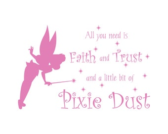Bildresultat för quote pixie dust
