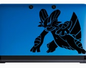 Swampert Decal