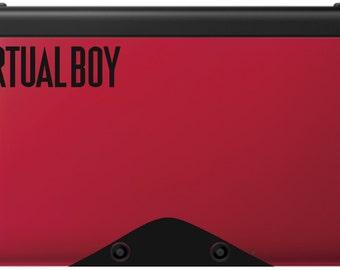 Virtual Boy Decal Kit