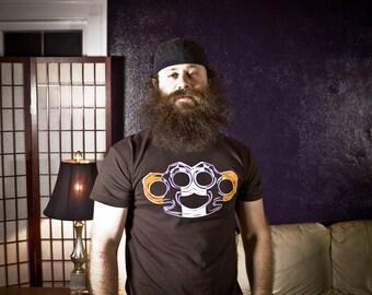 Cleveland brass knuckles T-shirt