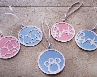 Gift Tags for the Dog Lover